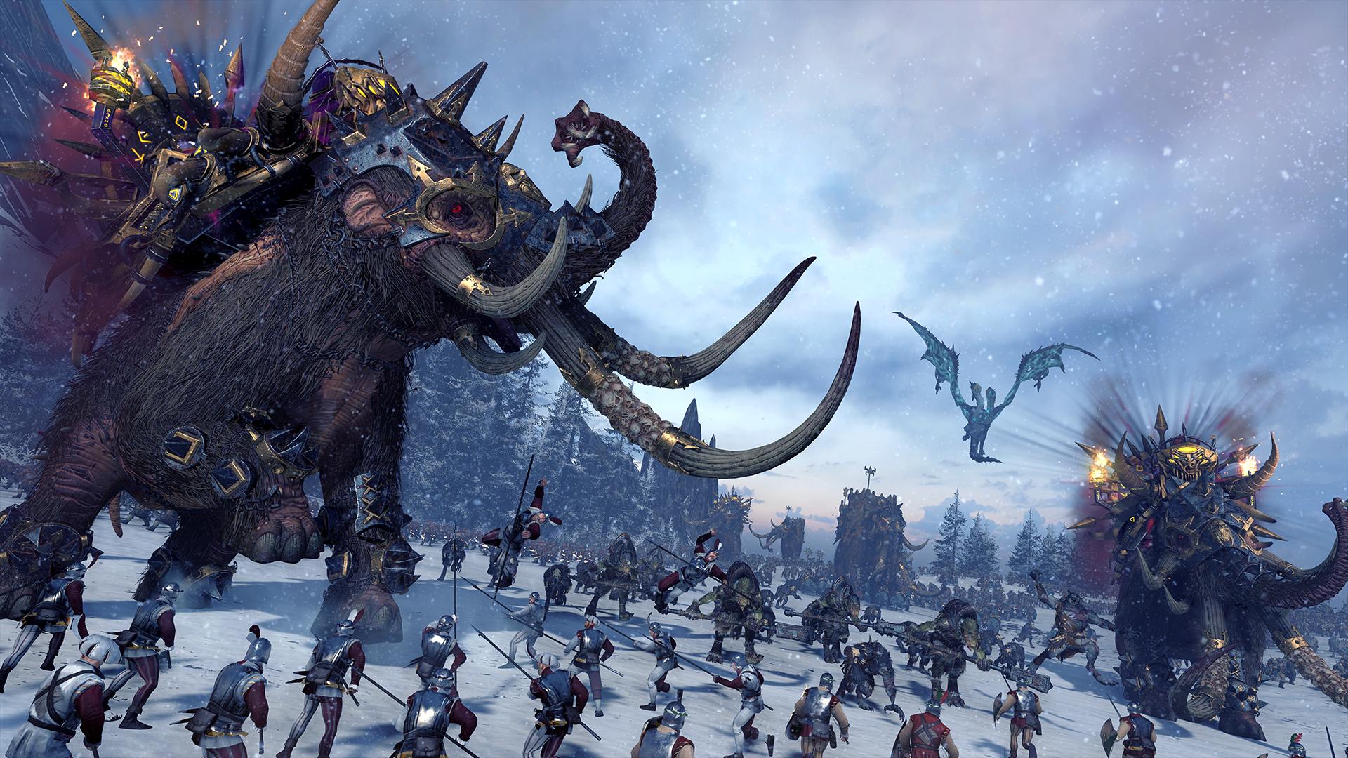 Total War: Warhammer - DLC Norsca