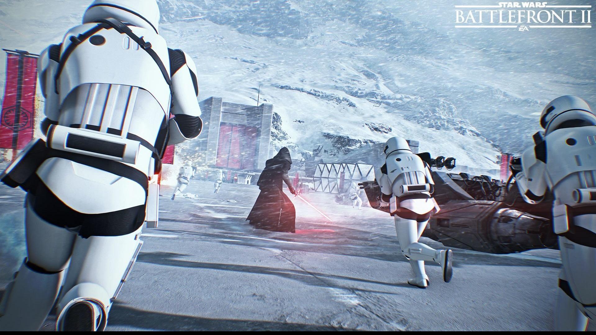 В Star Wars Battlefront 2 снова будут лутбоксы
