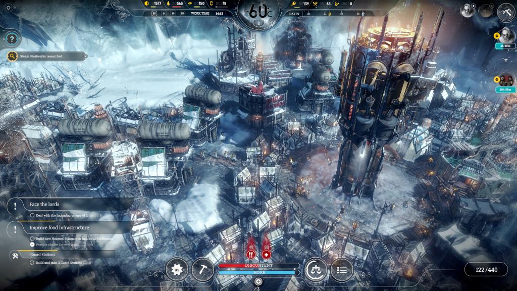 Frostpunk: обзор