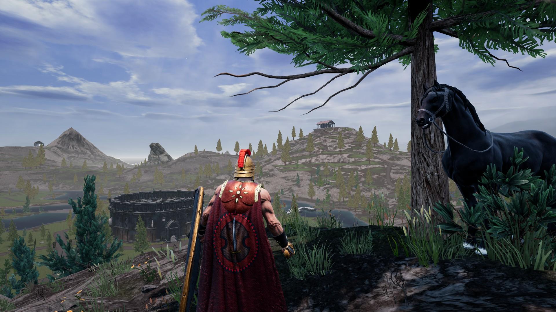 Анонс - Zeus' Battlegrounds