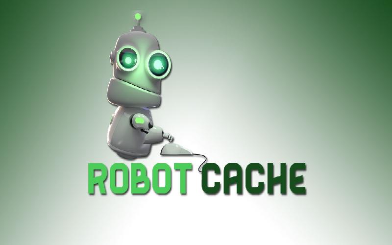 RobotCache разрешит майнить игры