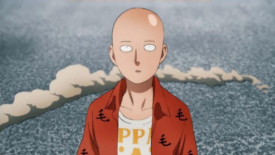 Первые скриншоты 2 сезона One Punch Man