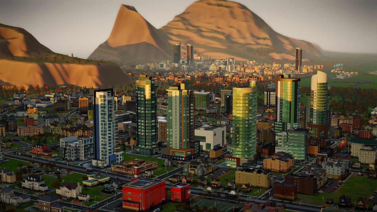 Читы на SimCity 2013