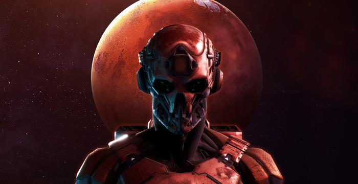 Warface: обновление «Марс»