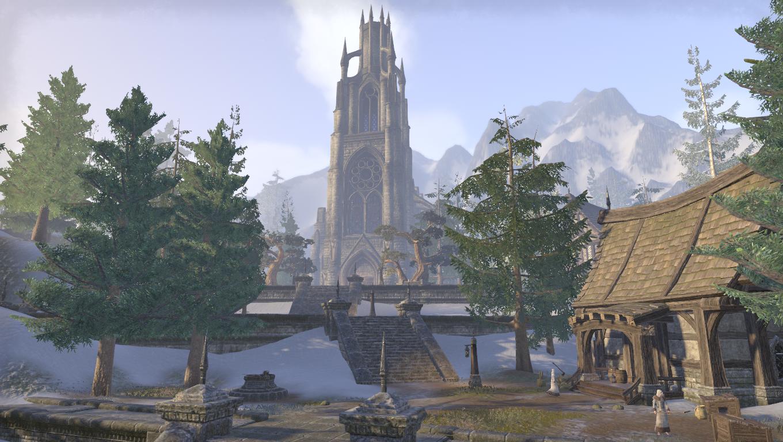 Храм мотылька-предка - The Elder Scrolls