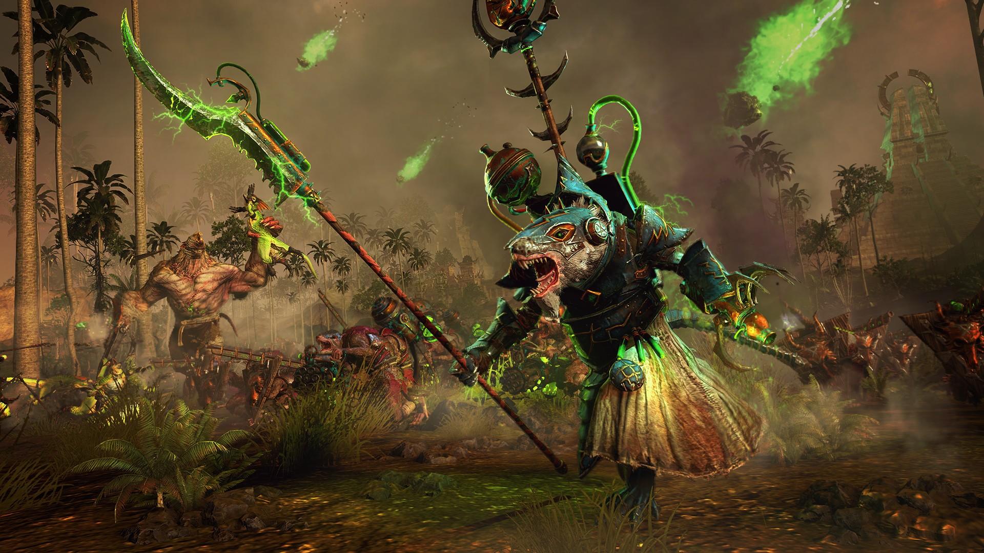 Total War: Warhammer 2 The Headmen opinions