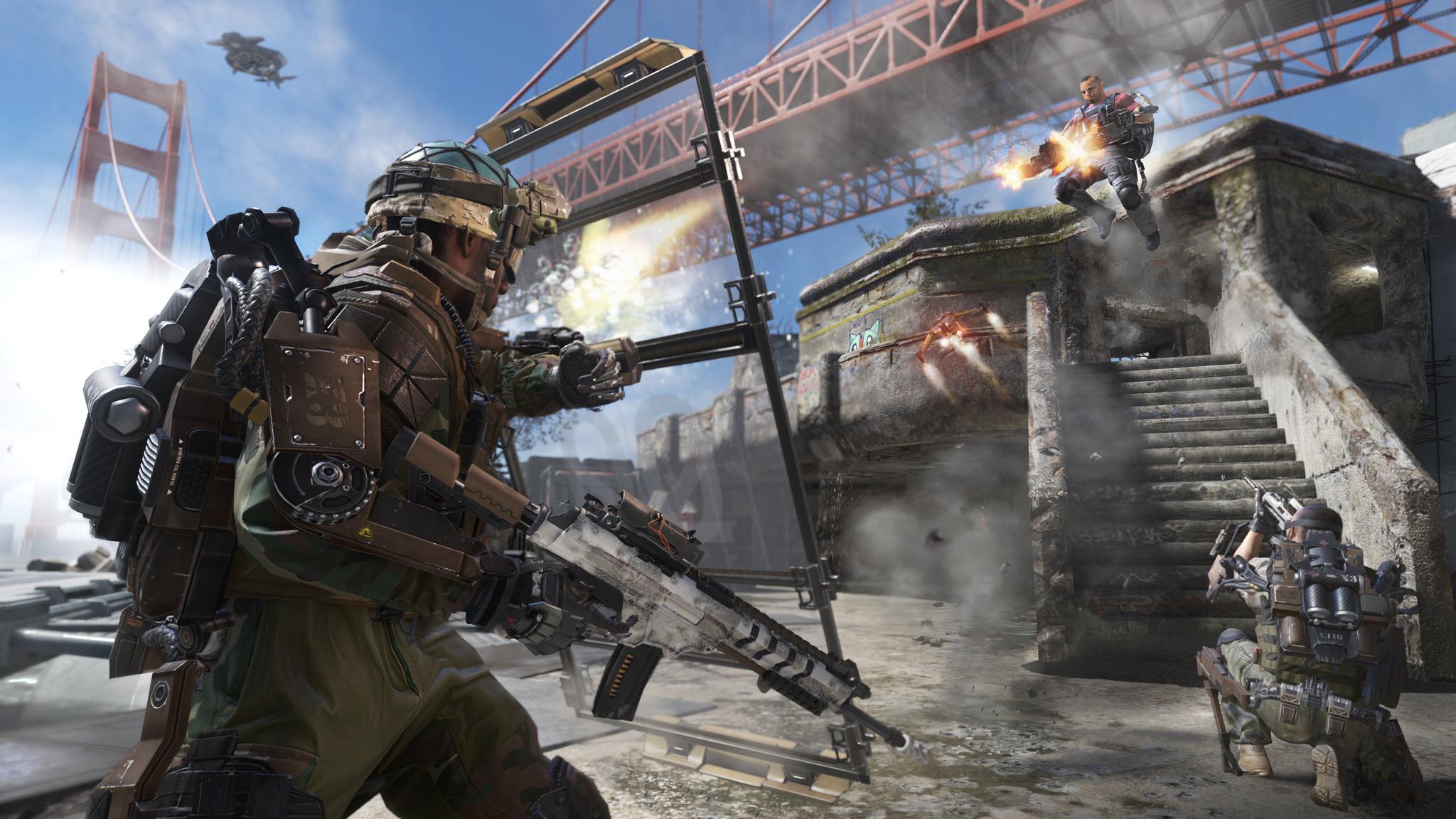 Call of Duty: Advanced Warfare | Call Of Duty: Ghosts 2
