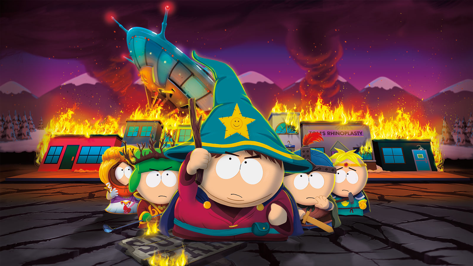 South Park: The Stick of Truth: Обзор
