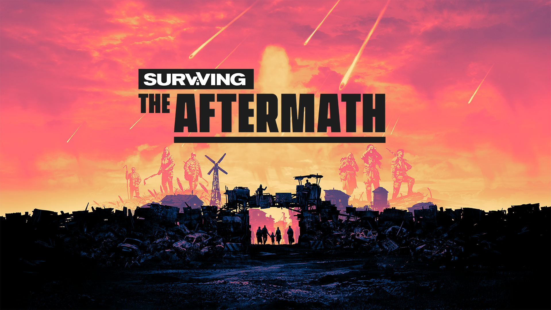 Surviving the Aftermath: Анонс