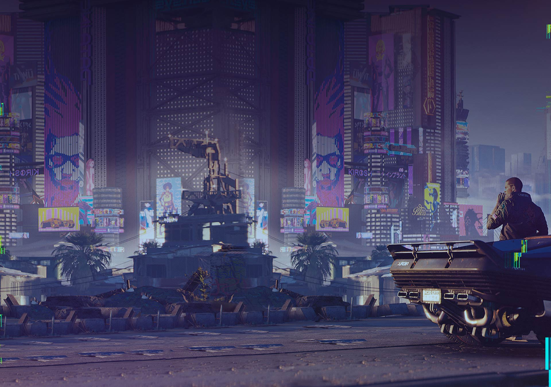 Дата проведения первого выпуска Night City Wire